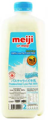 MEIJI LOW FAT 2L